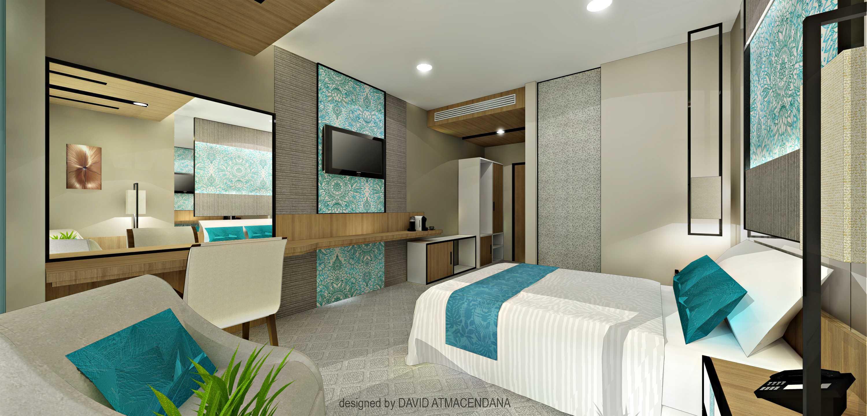 David Atmacendana Interior Kamar The Batik Hotel Medan, Indonesia Medan, Indonesia Bedroom   26931