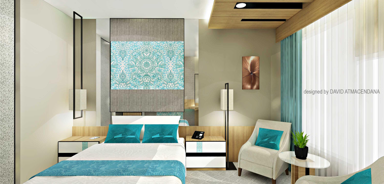 David Atmacendana Interior Kamar The Batik Hotel Medan, Indonesia Medan, Indonesia Bedroom   26932