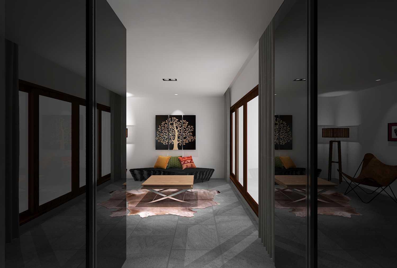 E'architect (Emil Yusman) Desain Interior Rumah Riscon Hills Jl. Bambu Hitam No.76, Rt.4/rw.1, Cipayung, Kota Jakarta Timur, Daerah Khusus Ibukota Jakarta 13840, Indonesia East Jakarta Guest-Room Modern  20170