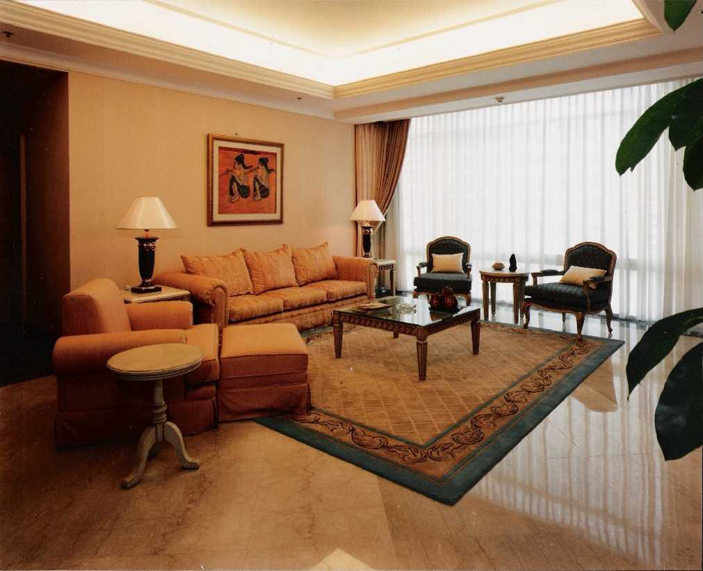 Kurniadi Sugiarta Four Season Apartment Jakarta Jakarta Living Area Modern  22656