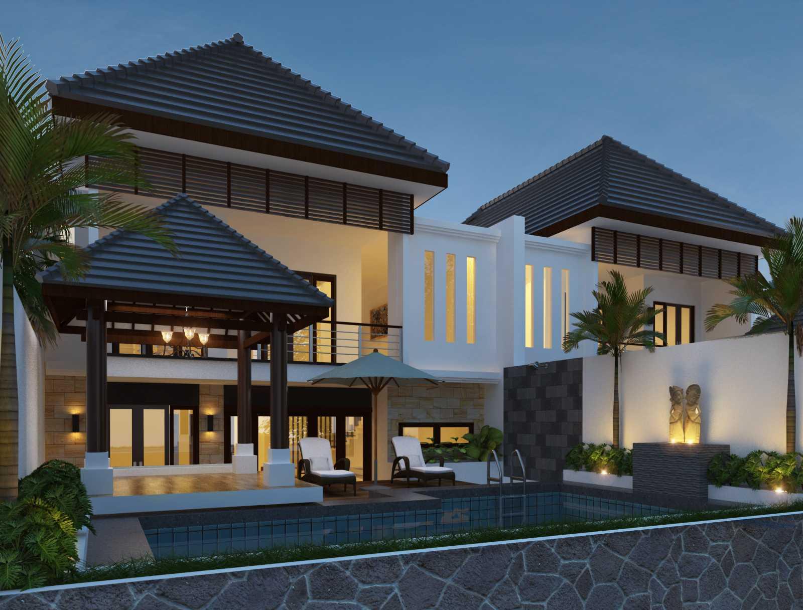 Arsatama Architect Langkung Villa`s - Bali Gianyar, Gianyar Sub-District, Gianyar, Bali, Indonesia Bali, Indonesia View-Poollangkung-Villas   23617