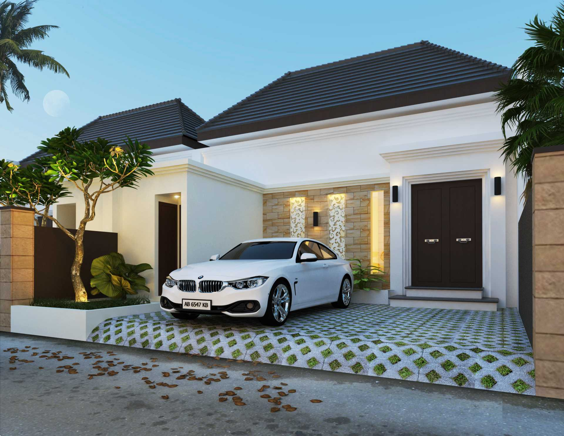 Arsatama Architect Langkung Villa`s - Bali Gianyar, Gianyar Sub-District, Gianyar, Bali, Indonesia Bali, Indonesia Frontlangkung-Villas   23619