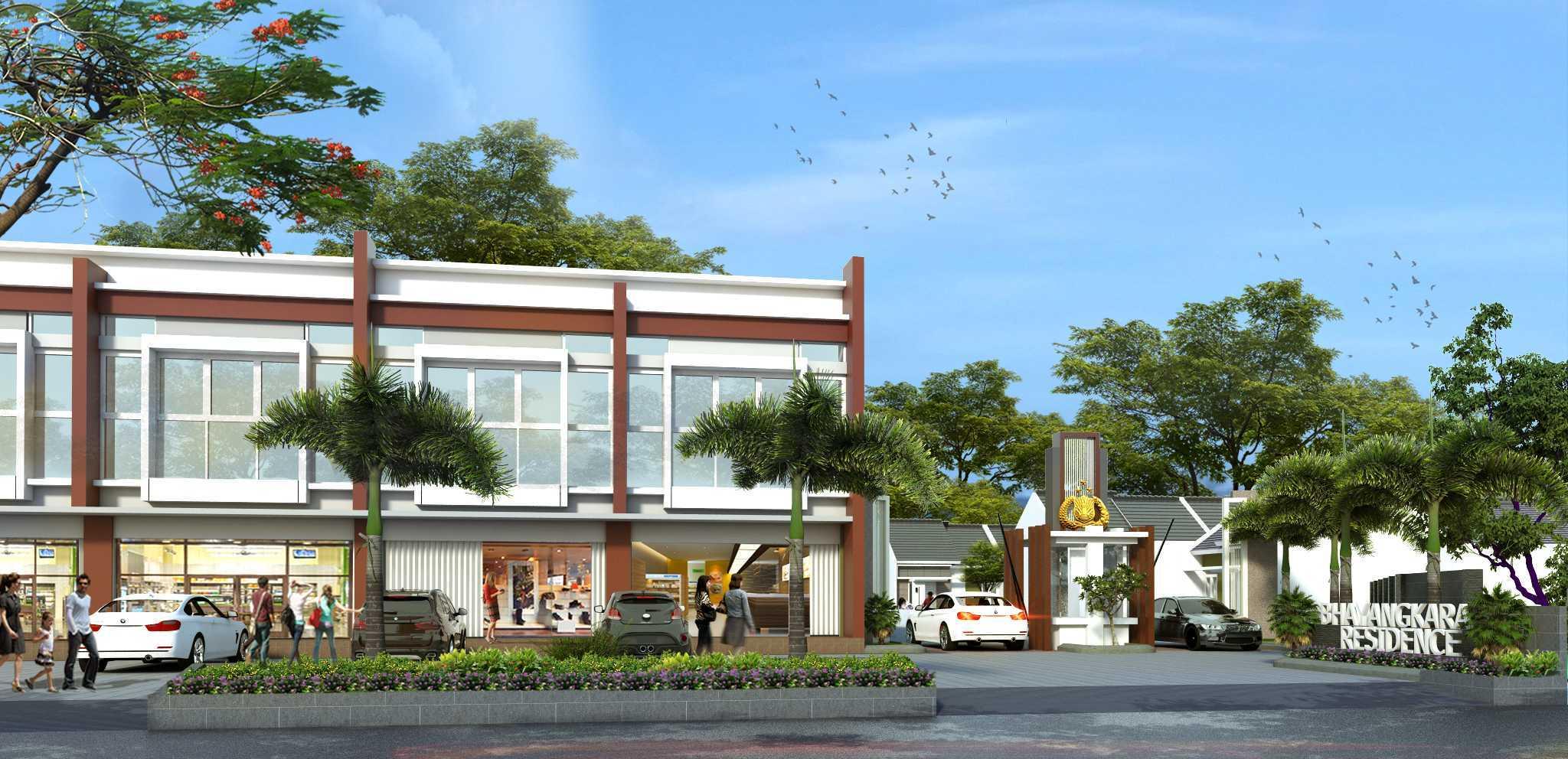 Arsatama Architect Bhayangkara Residence - Blora Blora, Central Java Blora, Central Java Gate-Bhayangkara13 Modern  23408