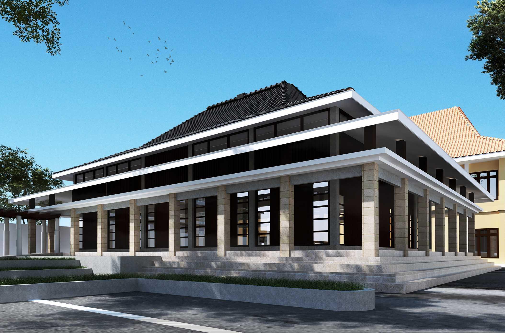 Arsatama Architect Pcnu Office  - Cilacap Cilacap, Central Java Cilacap, Central Java Aula-Pcnucilacap Tropis  27043