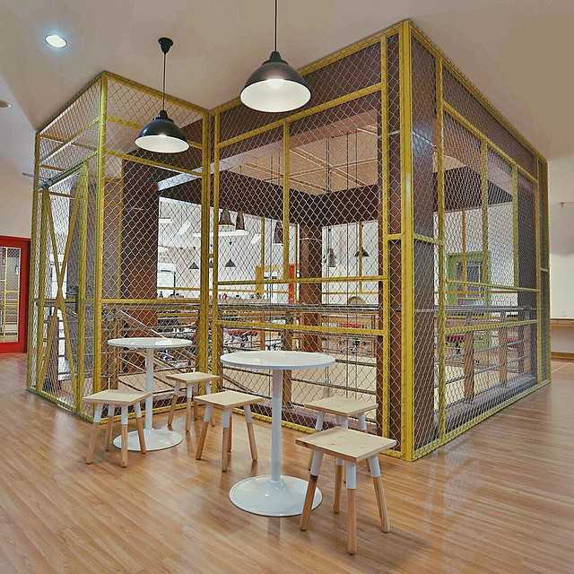 Soseki Design Studio Anaya Office Jakarta Jakarta Anaya-Group-5 Skandinavia  24152
