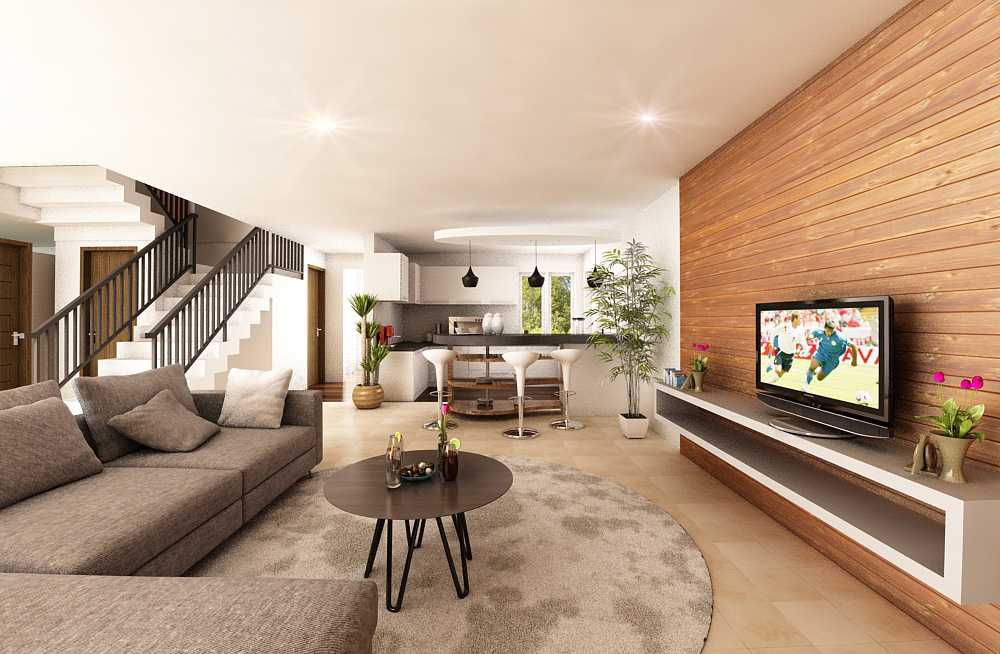 Erik Supriatna Residential House Bengkulu Bengkulu Livingroom Modern  19370