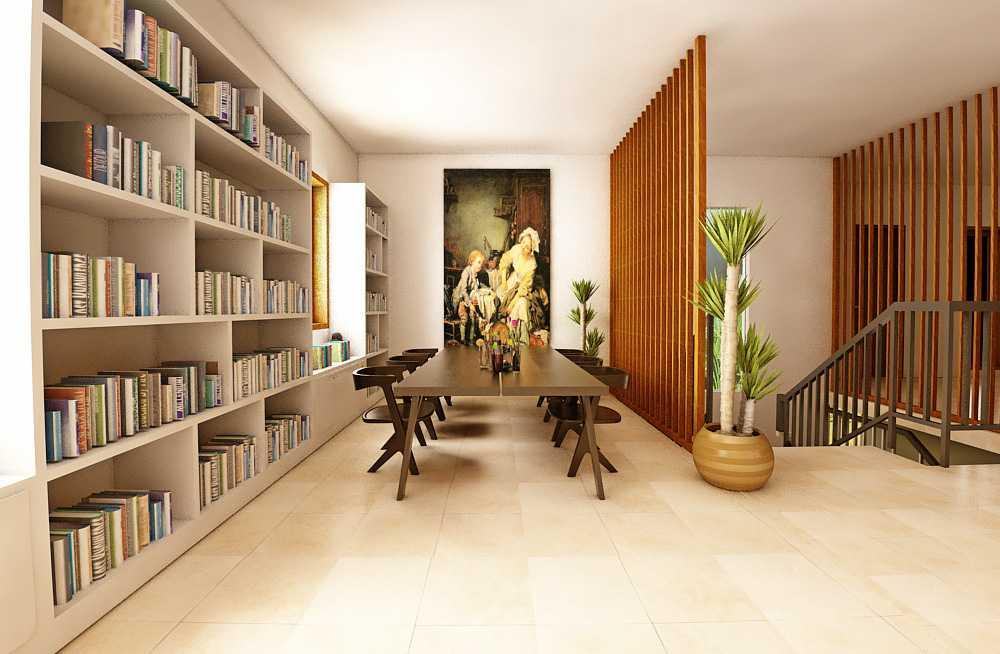 Erik Supriatna Residential House Bengkulu Bengkulu Library Area Modern  19371