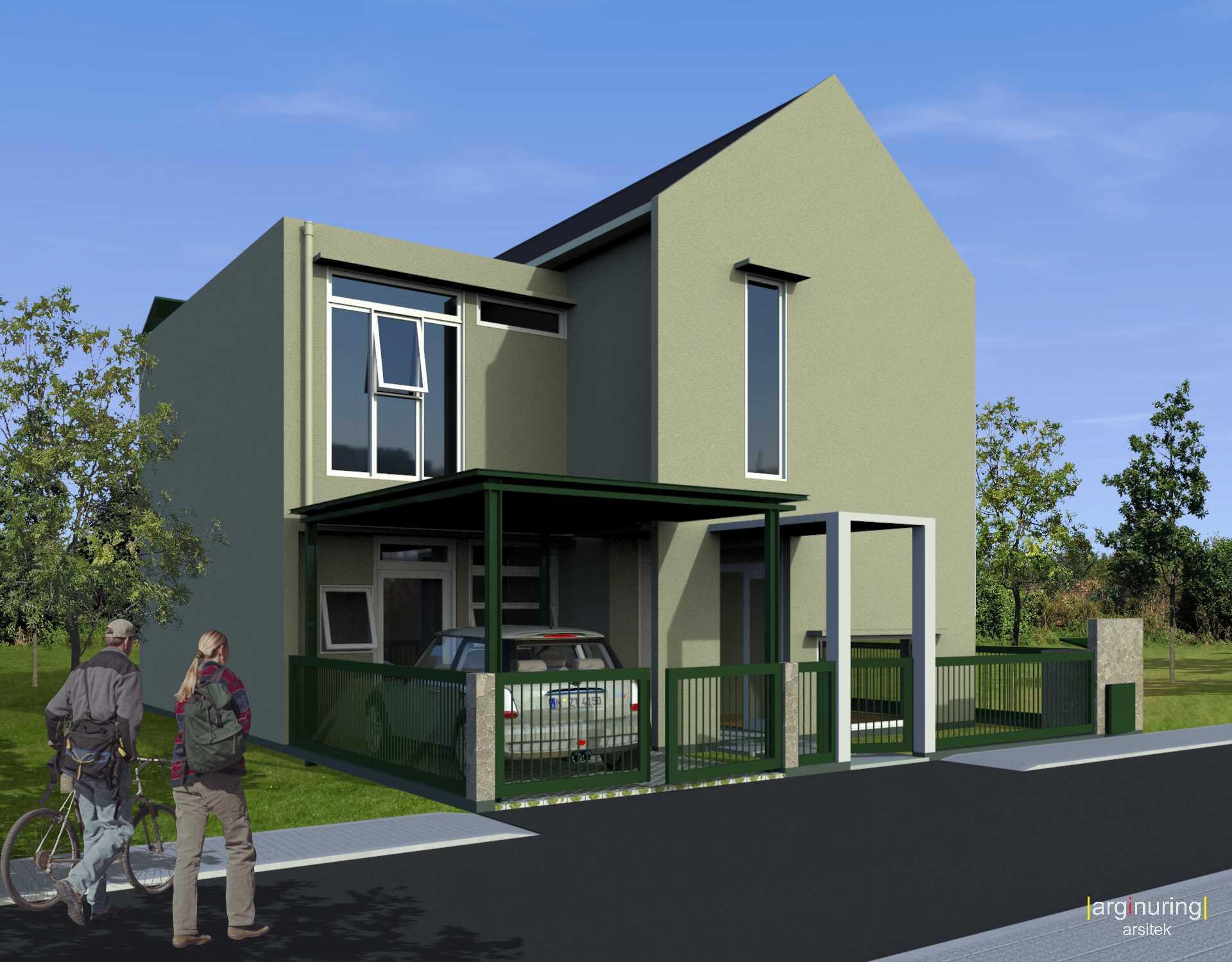 Argi Nuring Sk House Bandung, Kota Bandung, Jawa Barat, Indonesia Bandung, Kota Bandung, Jawa Barat, Indonesia Facade Minimalist <P>Tampak Depan Kiri</p> 41153