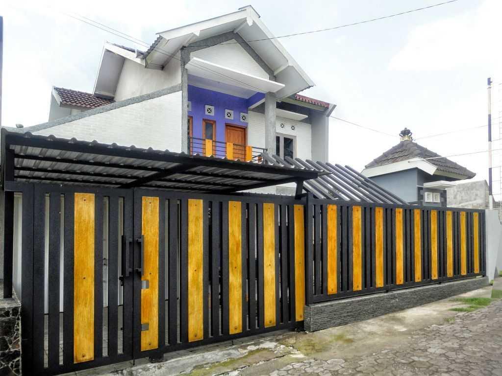 Studioindoneosia Rumah Sentralungu (Renovasi) Cebongan, Sleman, Yogyakarta Cebongan, Sleman, Yogyakarta Front View   19819