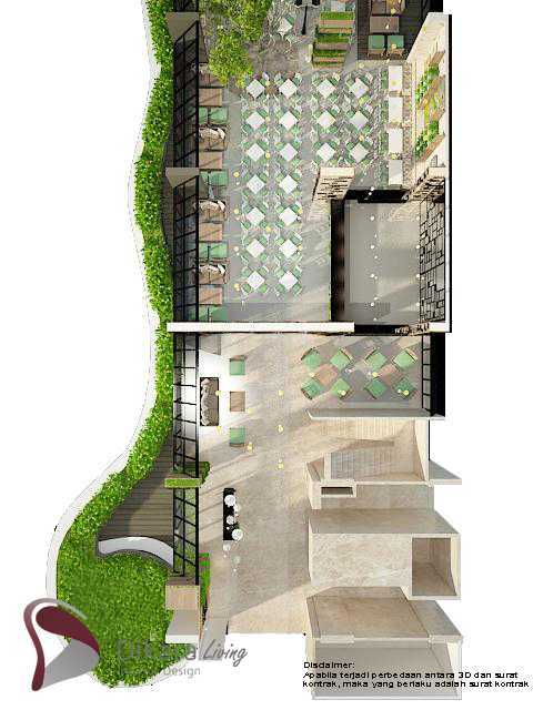Expo Tje. Aa.aa.bsc.ba.ma The Hotel Eco-Green Combined With Minimalist Insdustrial Interior Design Concept Bogor, West Java, Indonesia Bogor, West Java, Indonesia The Floor Plan Hotel Lobby Industrial  29293