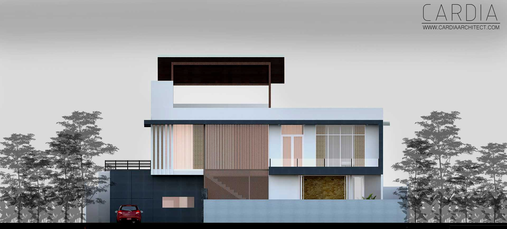 Cardia Architect Mr House Maumere, Kota Uneng, Alok, Kabupaten Sikka, Nusa Tenggara Tim., Indonesia Maumere Front View   21580