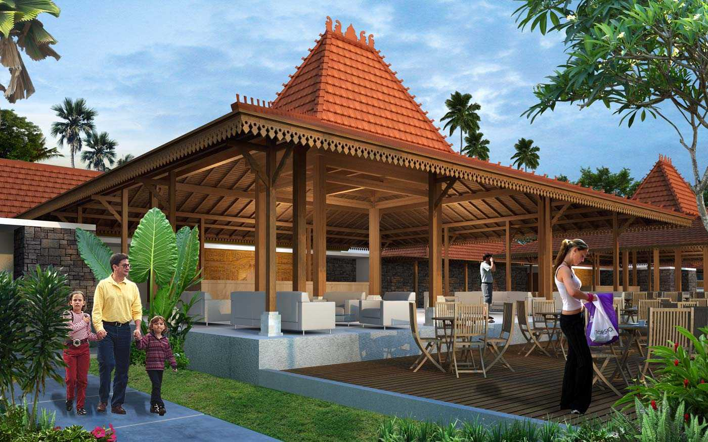 Cardia Architect The Joglo Gili Trawangan Gili Trawangan Lounge   21772