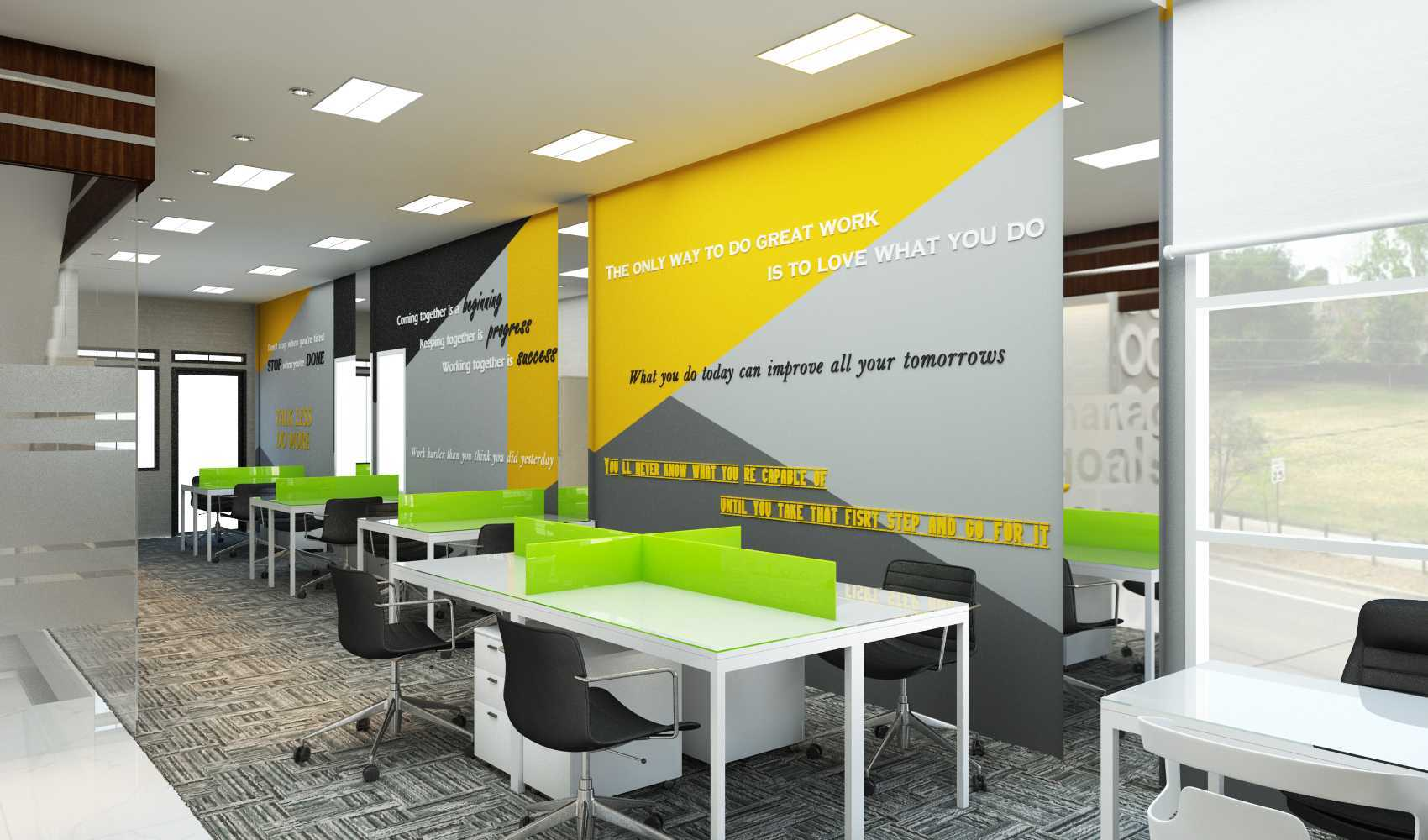Valentine Oriza Modern Office Design  Pontianak, West Kalimantan, Indonesia 07   30312