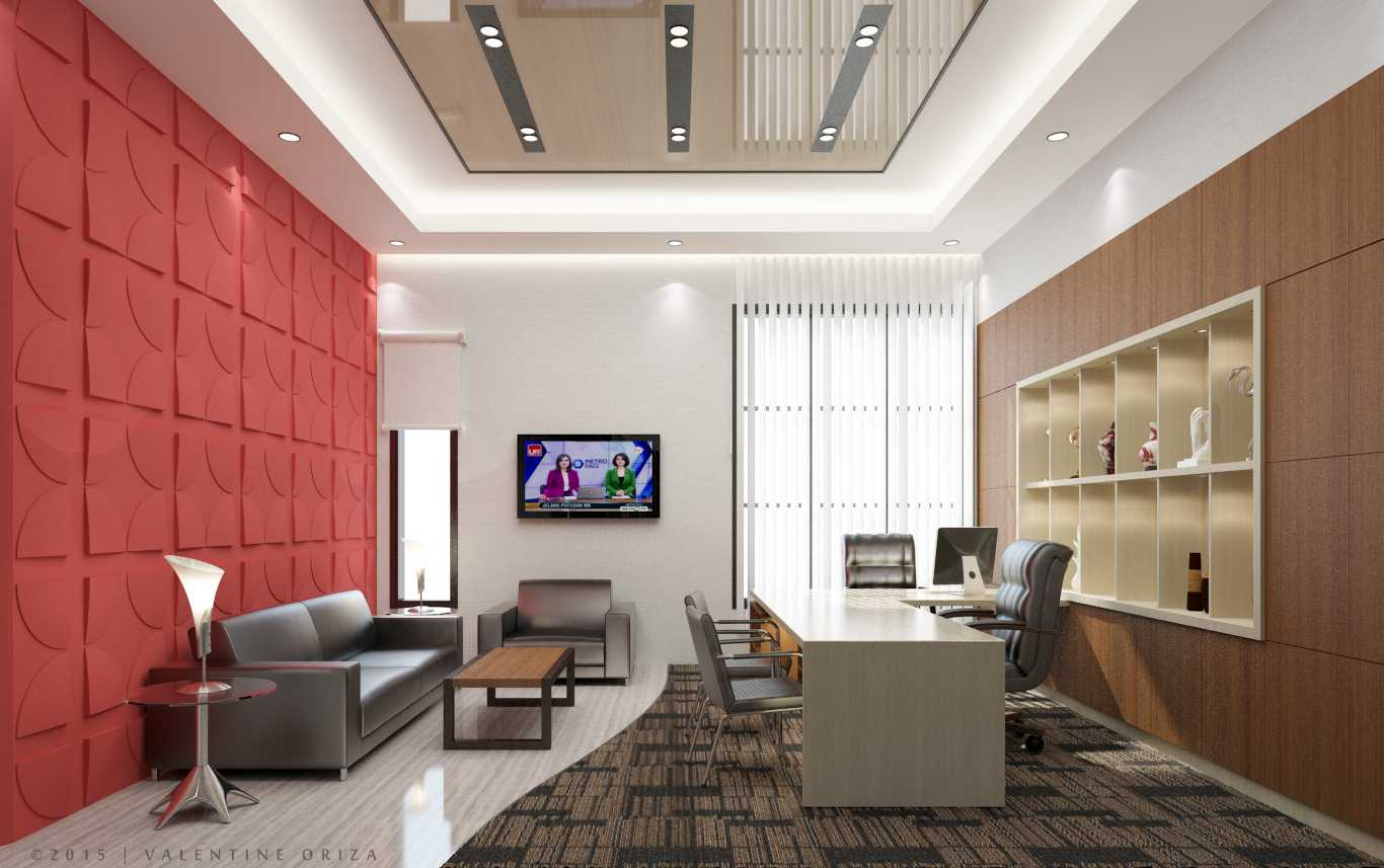 Valentine Oriza Construction Office Design  Ketapang Regency, West Kalimantan, Indonesia Jpeg-Director-02 Kontemporer  30325