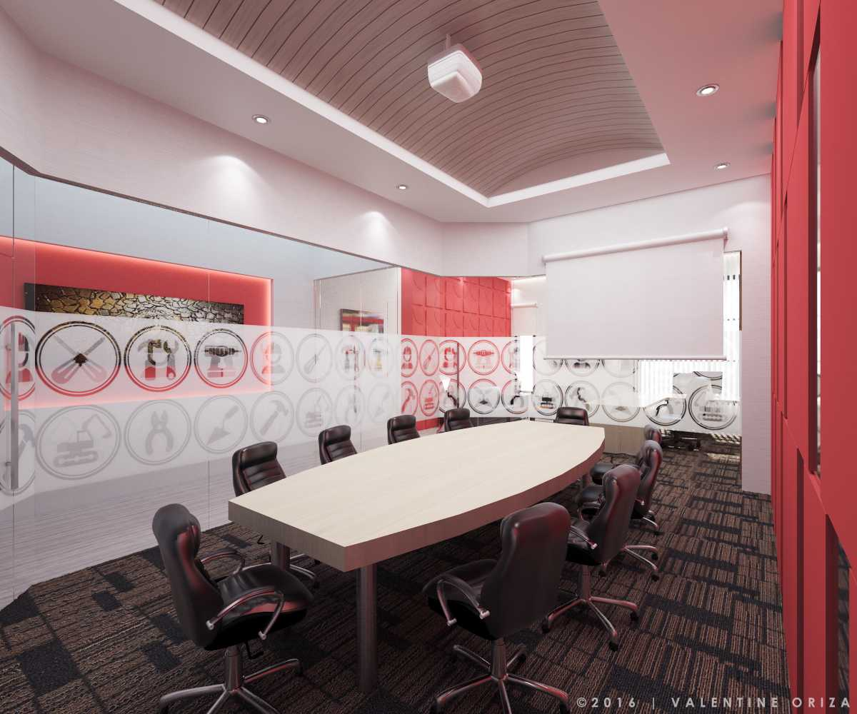 Valentine Oriza Construction Office Design  Ketapang Regency, West Kalimantan, Indonesia Jpeg-Meeting-02 Kontemporer  30327