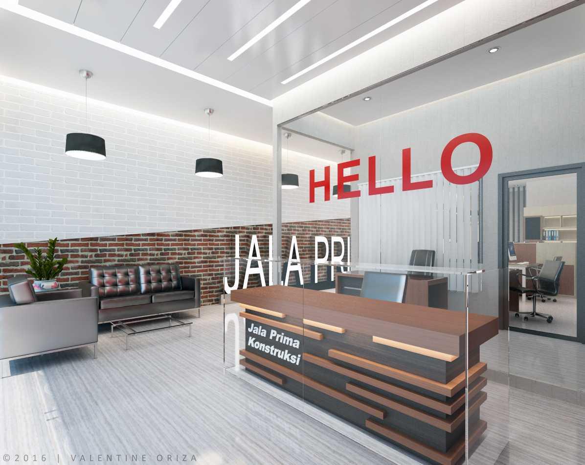 Valentine Oriza Construction Office Design  Ketapang Regency, West Kalimantan, Indonesia Jpeg-Reception-02 Kontemporer  30329
