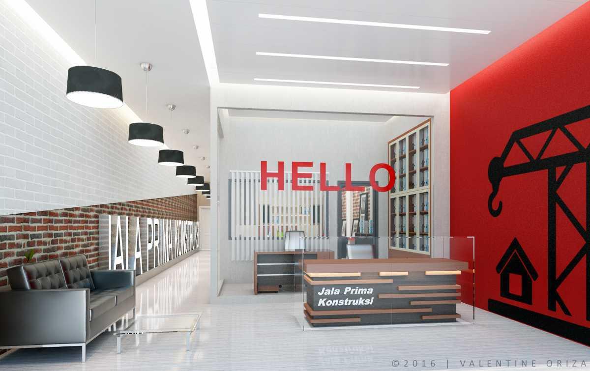 Valentine Oriza Construction Office Design  Ketapang Regency, West Kalimantan, Indonesia Jpeg-Reception-04 Kontemporer  30330