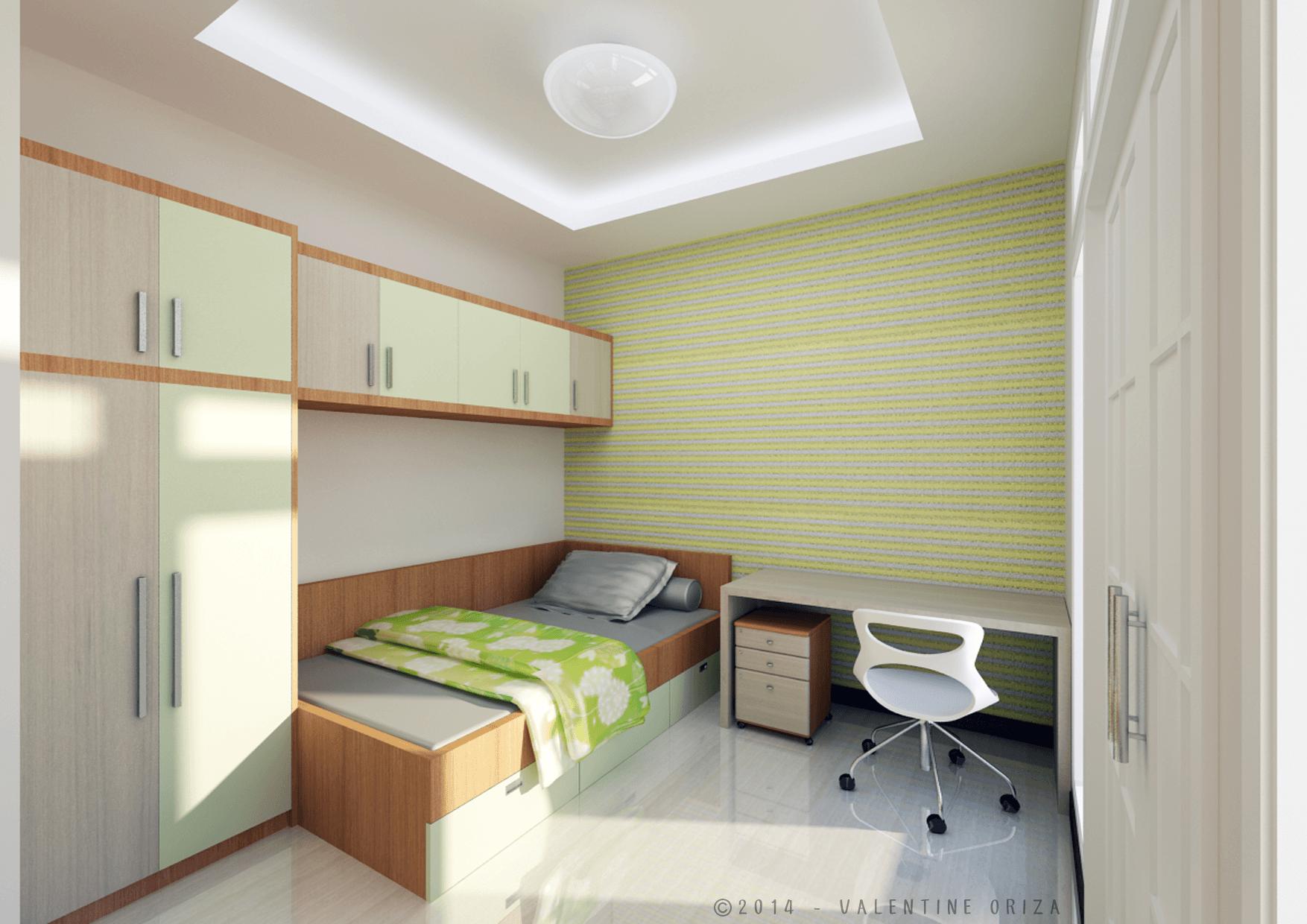 Valentine Oriza Modern Home  Jakarta, Indonesia Copyright-Kid-1 Modern  30382
