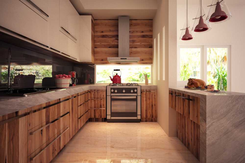Ordehaus Dh Kitchen Set Sukabumi Sukabumi Kitchen Modern  19517