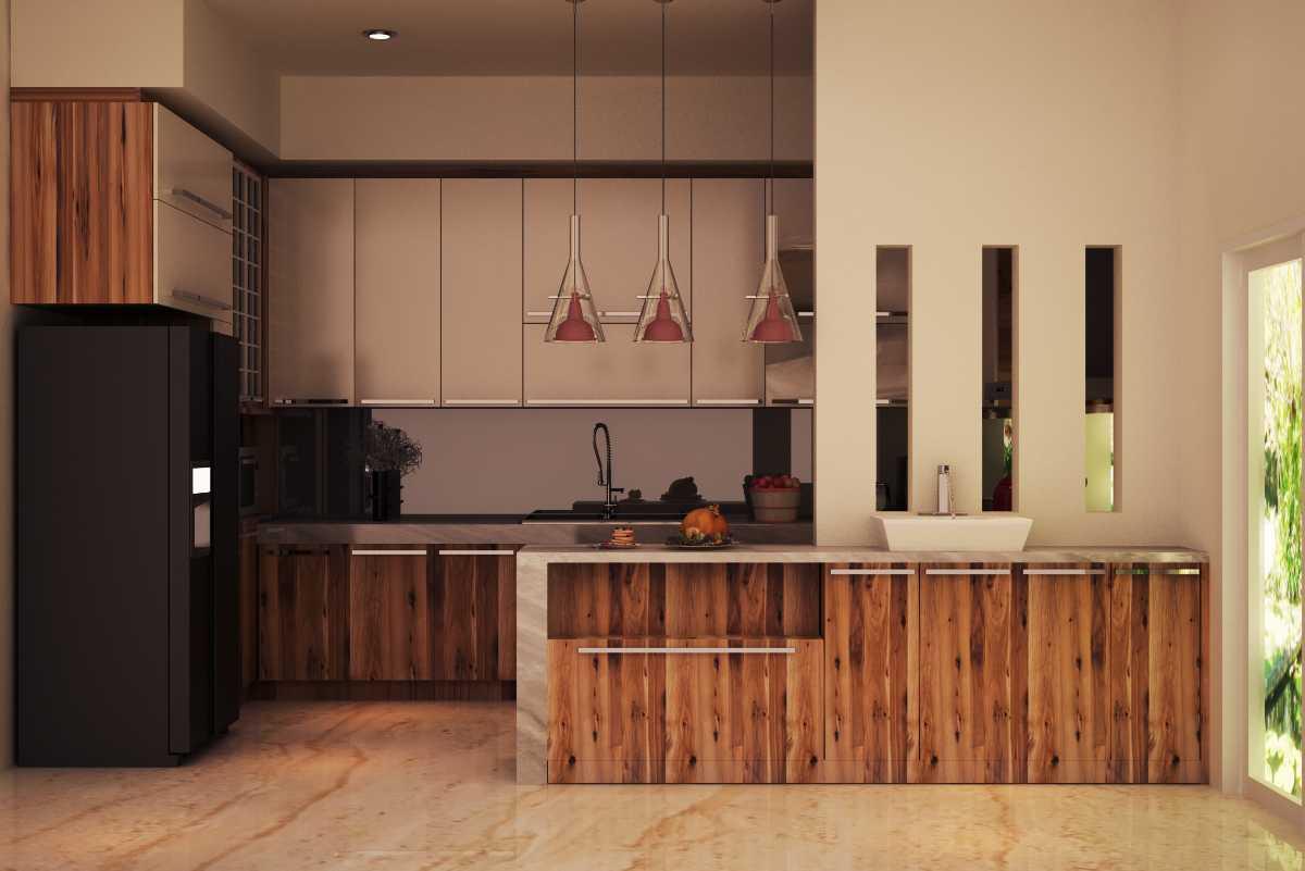 Ordehaus Dh Kitchen Set Sukabumi Sukabumi Kitchen Modern  19518