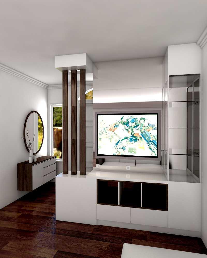 Amadeus Robert Interior Design And Contractor Modern Minimalist House Cikarang, Jakarta Cikarang, Jakarta Tv Modern  19600