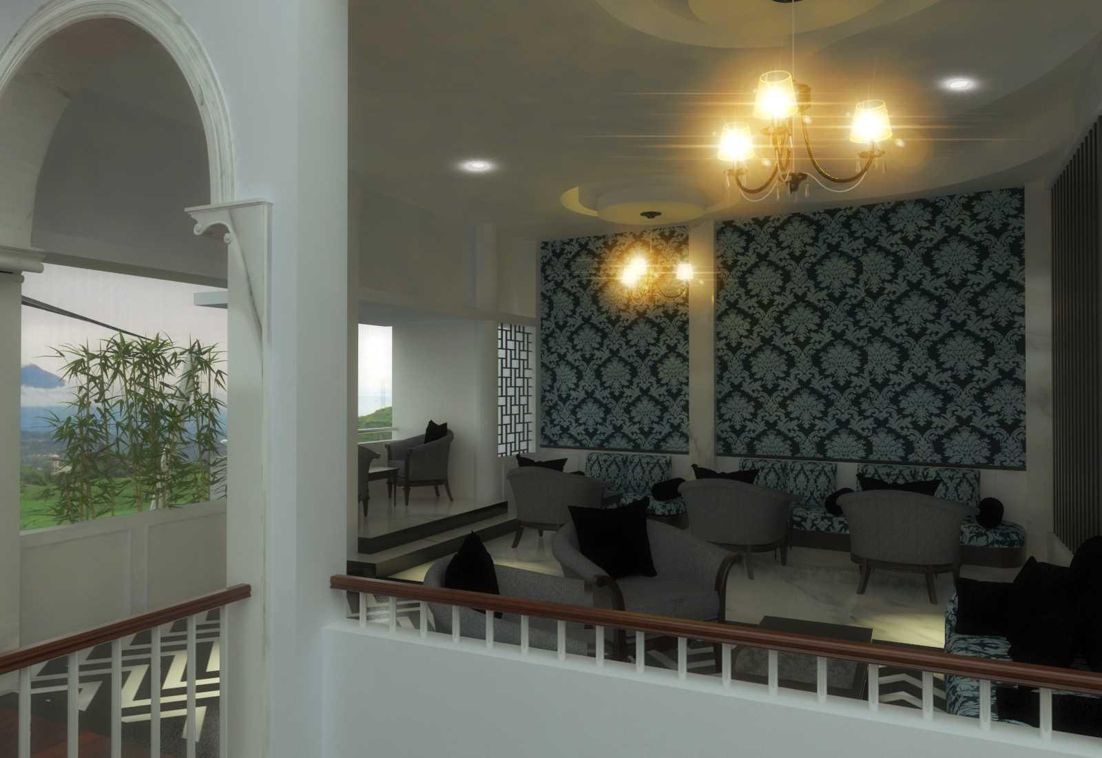 Triasteri Interior And Design Restaurant Zoom Le Gourmet Cisarua, Bogor, West Java, Indonesia Cisarua  Sitting Area Modern  19653