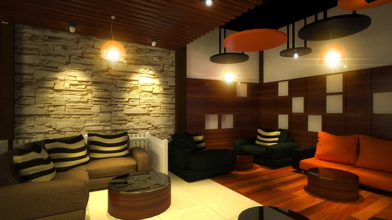 Triasteri Interior And Design Restaurant Zoom Le Gourmet Cisarua, Bogor, West Java, Indonesia Cisarua  Zoom-Shisha-Kontraktor-Interior-Kantor-Bogor-Triasteri-3 Modern  19654