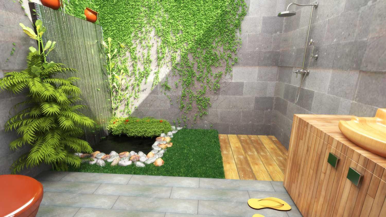 Triasteri Interior And Design Semi Rustic House In Cimahi Cimahi Cimahi Bathroom   20733