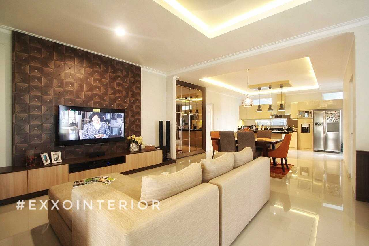 Exxo Interior Residence @ Somerset Kota Wisata Cibubur Cibubur Living Room  Living Room - Dining Room - Pantry 25778