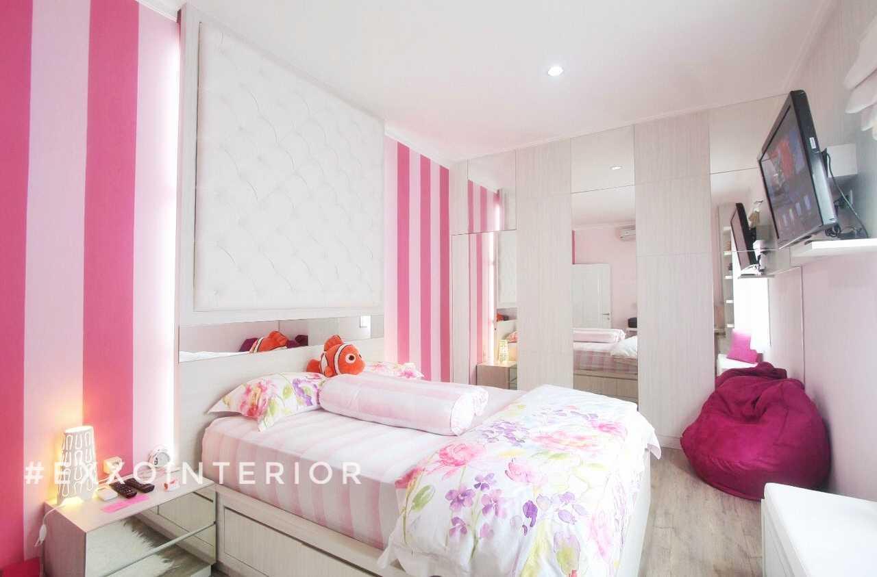 Exxo Interior Residence @ Somerset Kota Wisata Cibubur Cibubur Kids Bedroom  Girl Bedroom 25780