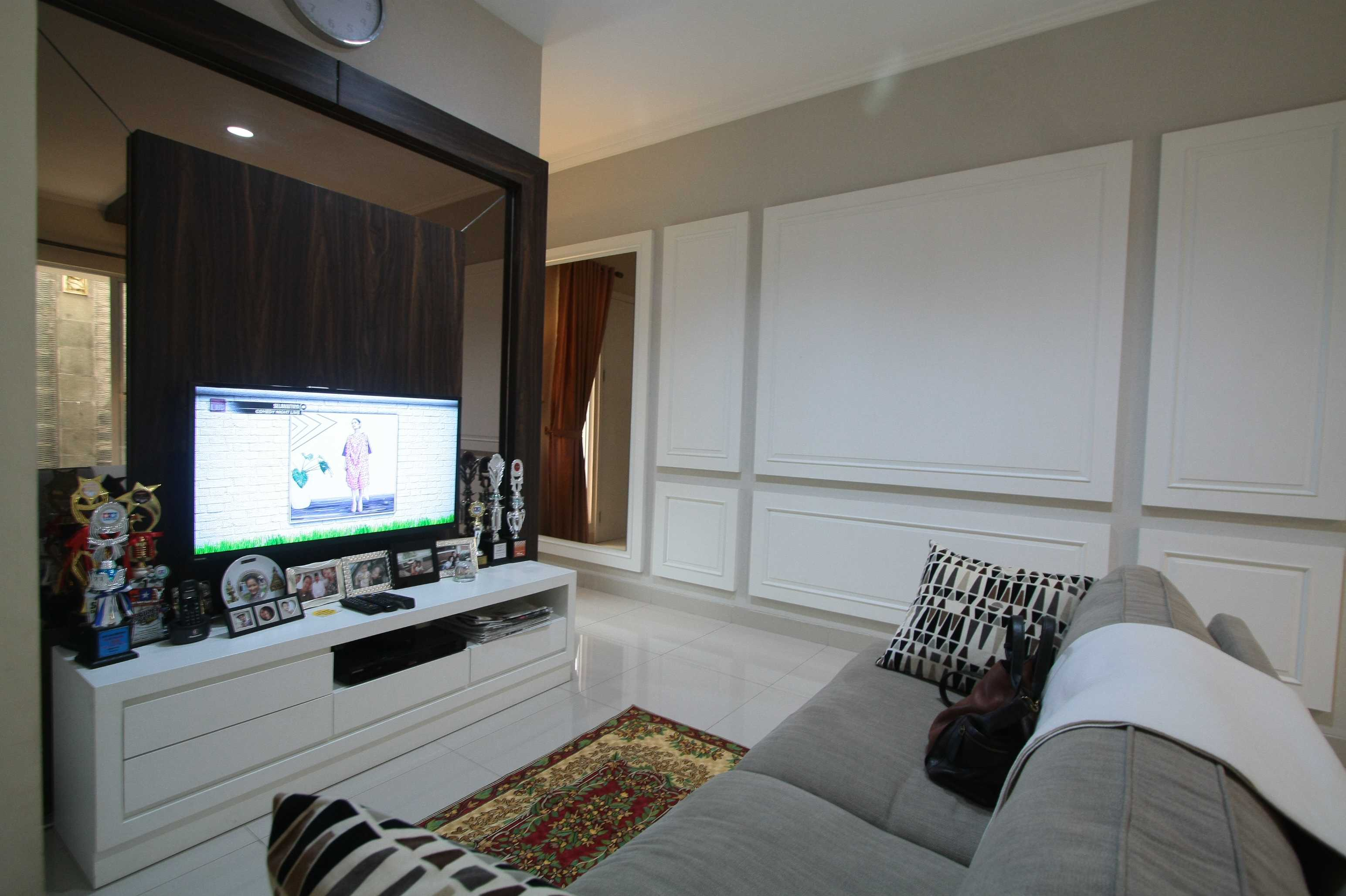 Exxo Interior Grand Galaxy Residence Bekasi Bekasi Tv Board   28109