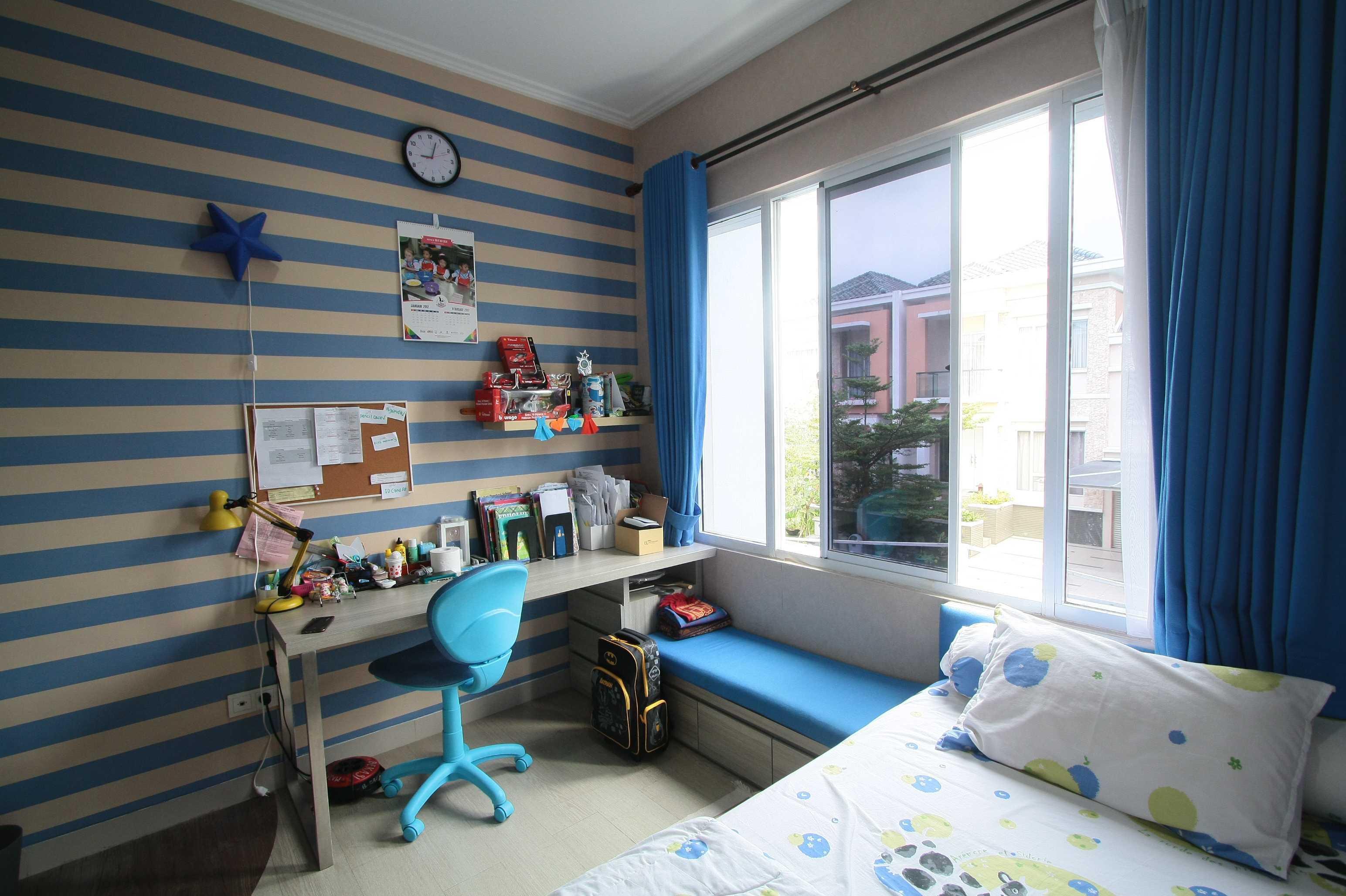 Exxo Interior Grand Galaxy Residence Bekasi Bekasi Boy Bedroom   28112