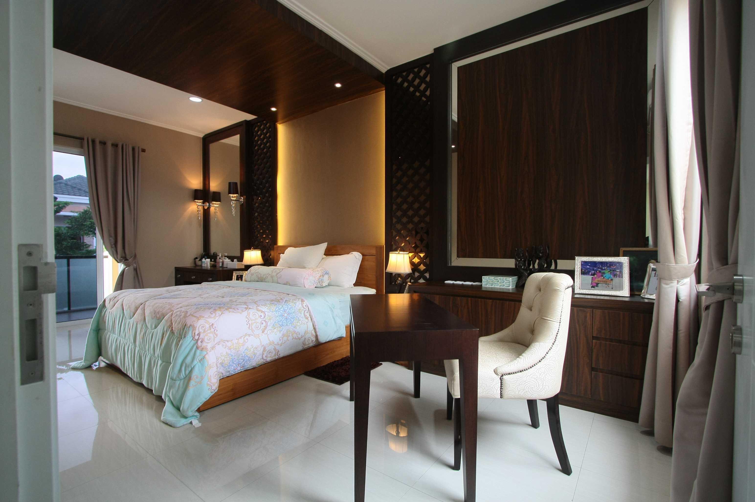 Exxo Interior Grand Galaxy Residence Bekasi Bekasi Master Bedroom   28114