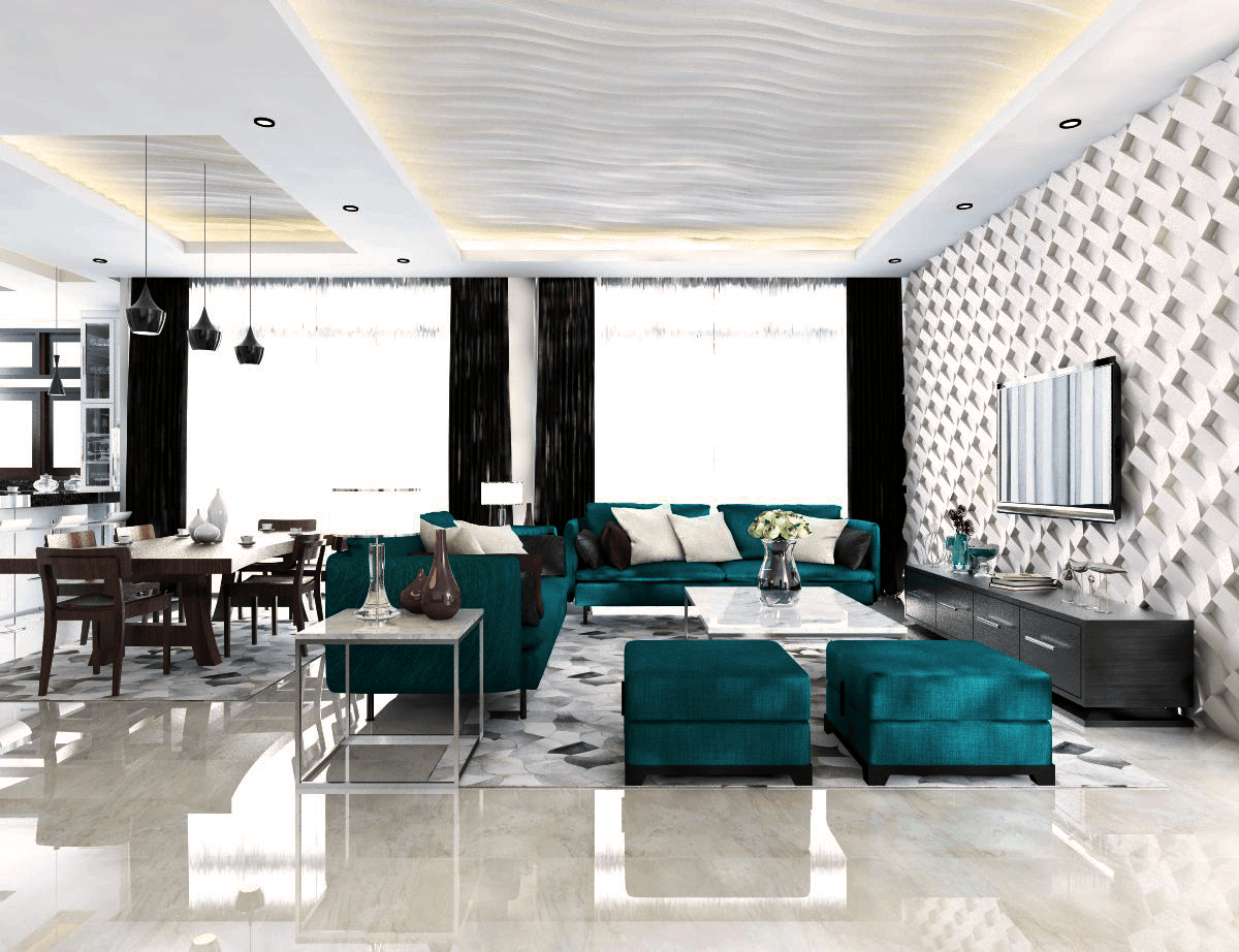 Yay Architect Concept Classic Modern House Bireun, Aceh, Indonesia Bireun, Aceh, Indonesia Living-Room-1   28388