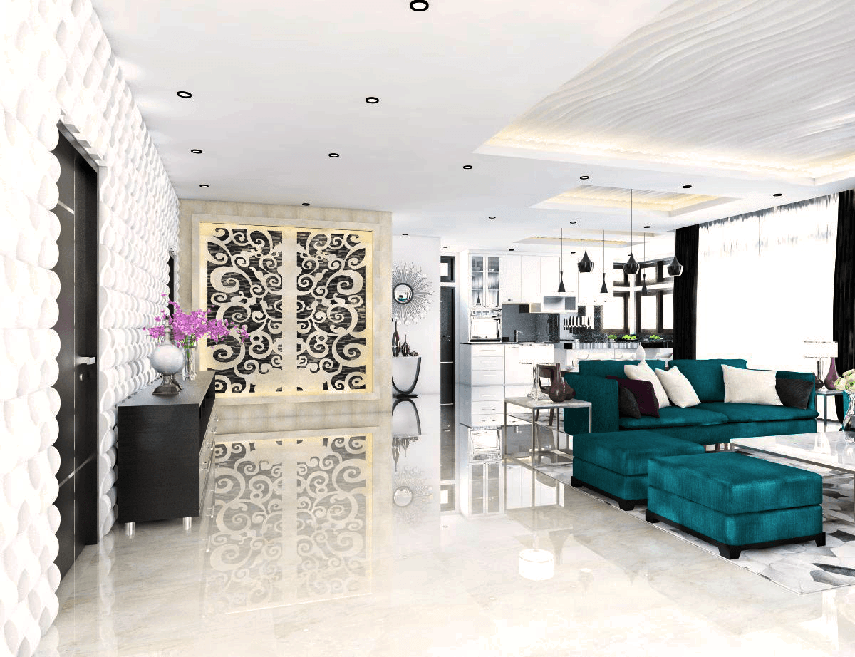 Yay Architect Concept Classic Modern House Bireun, Aceh, Indonesia Bireun, Aceh, Indonesia Living-Room-2   28389