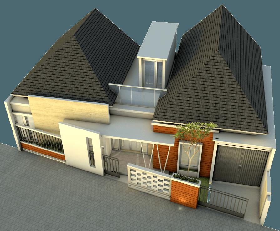 Zoelsitektur Twin House Kendal Regency, Central Java, Indonesia Kendal Regency, Central Java, Indonesia W2 Minimalis,modern  33091