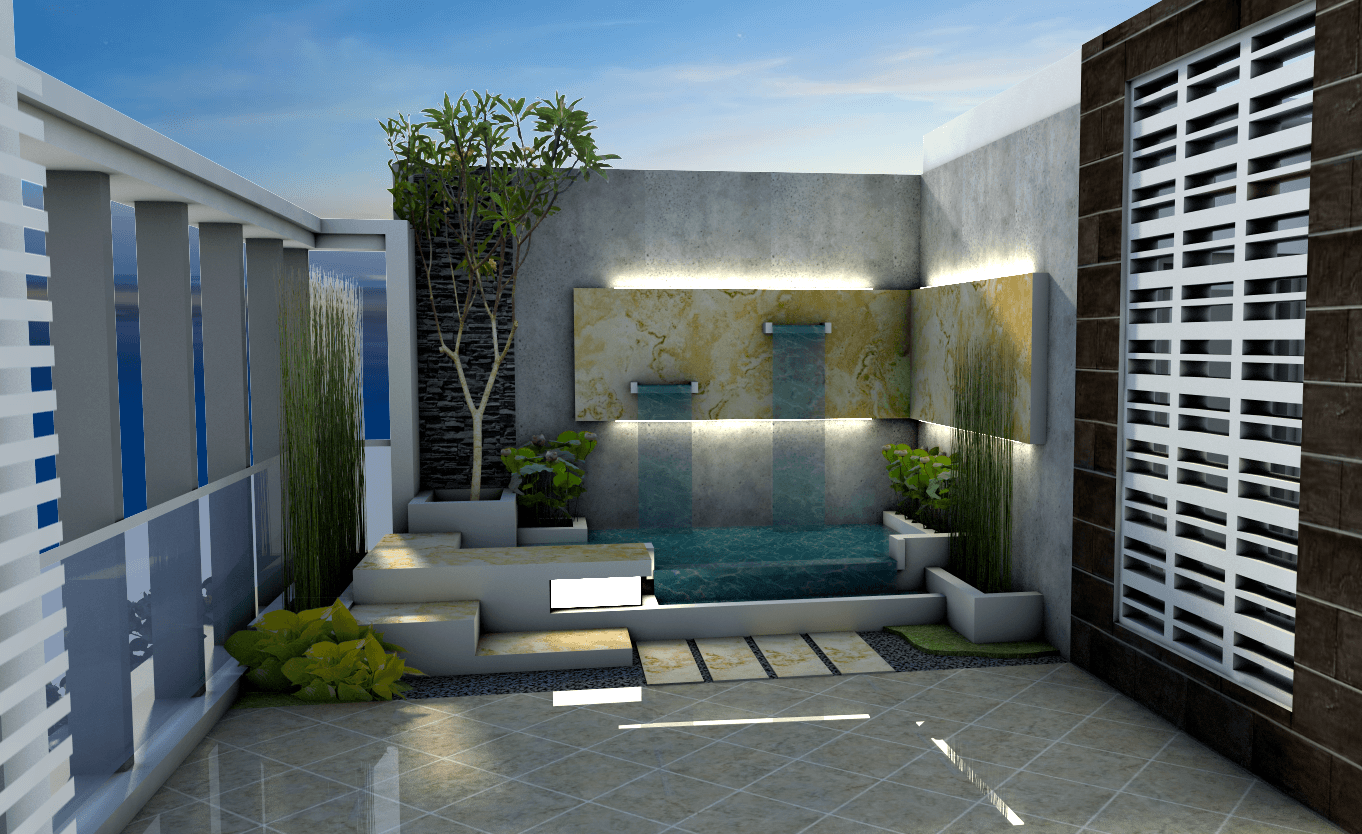Zoelsitektur Rumah Level Tlogosari Wetan, Pedurungan, Semarang City, Central Java, Indonesia Tlogosari Wetan, Pedurungan, Semarang City, Central Java, Indonesia J3-Copy Minimalis,modern  33090
