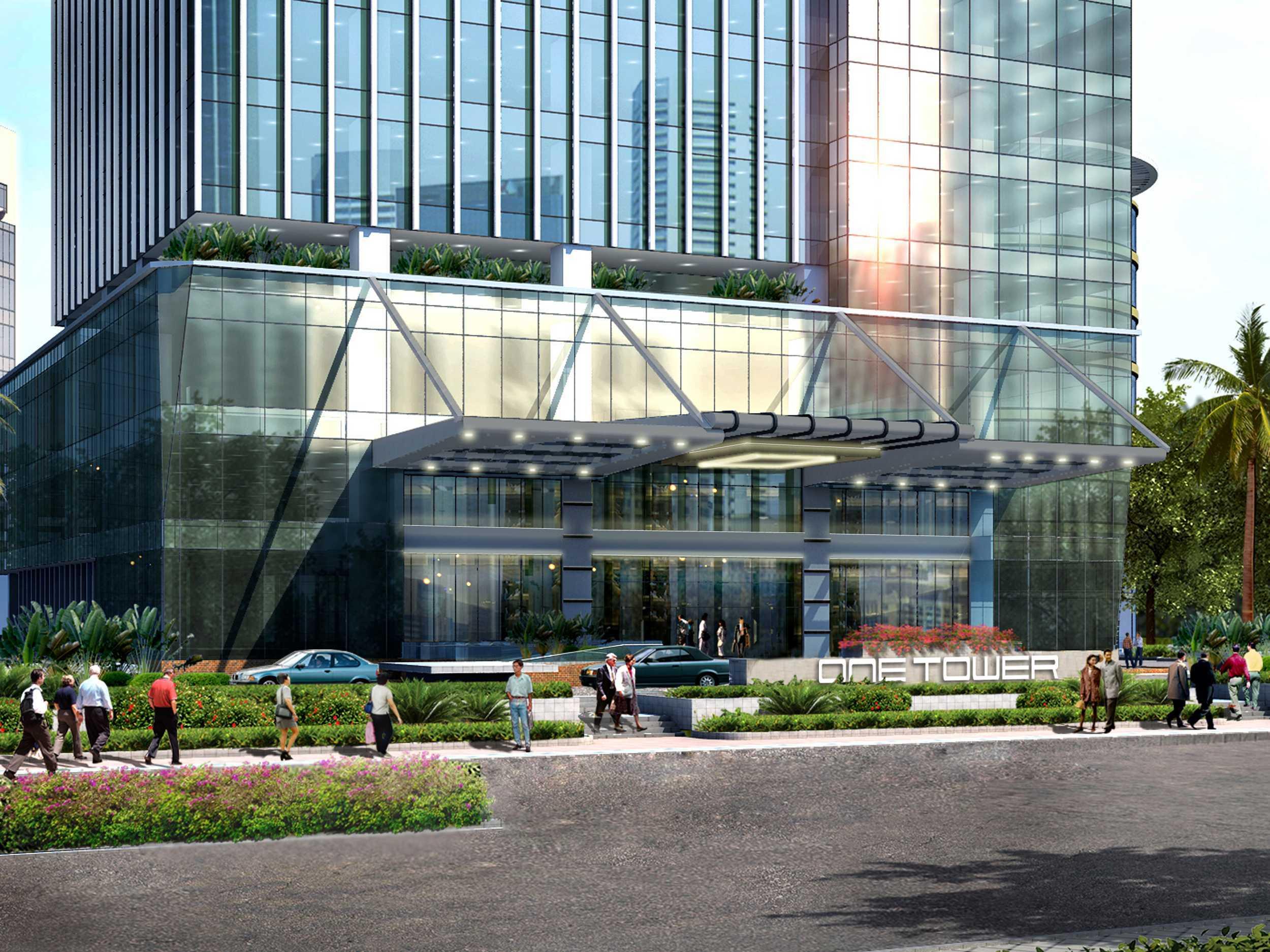 Wicaksono Pandyo Prasasto One Tower Kemayoran, Jakarta Pusat Kemayoran, Jakarta Pusat Dropoff View   19965