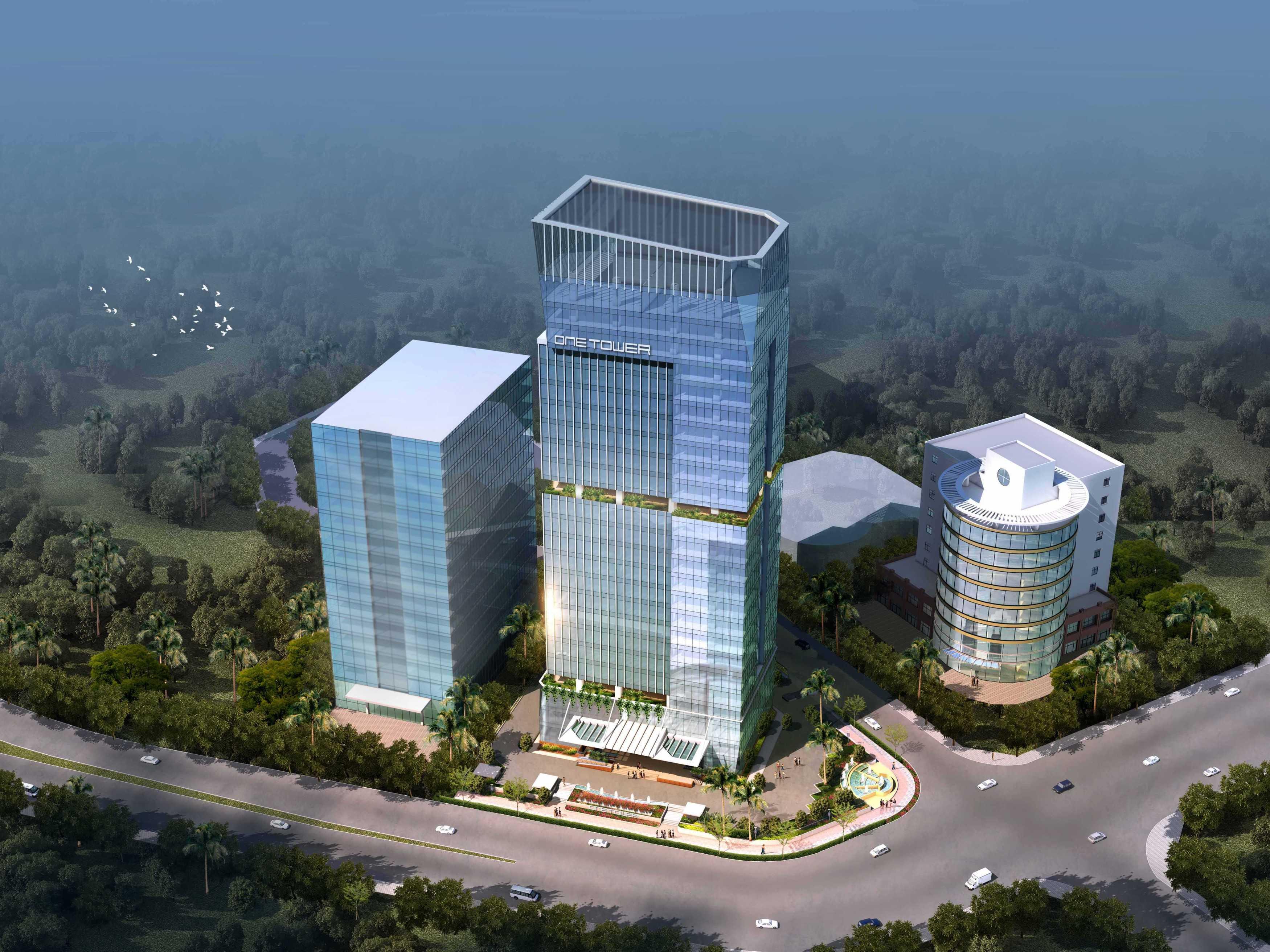 Wicaksono Pandyo Prasasto One Tower Kemayoran, Jakarta Pusat Kemayoran, Jakarta Pusat One-Tower-2   27404