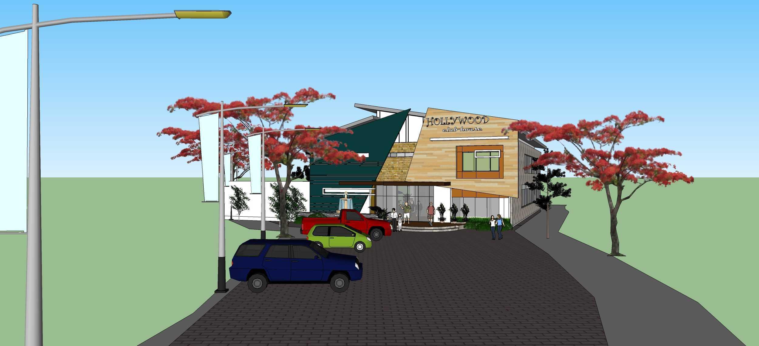 Wicaksono Pandyo Prasasto Hollywood Square Bogor, Jawa Barat Bogor, Jawa Barat Club-House-1   27004