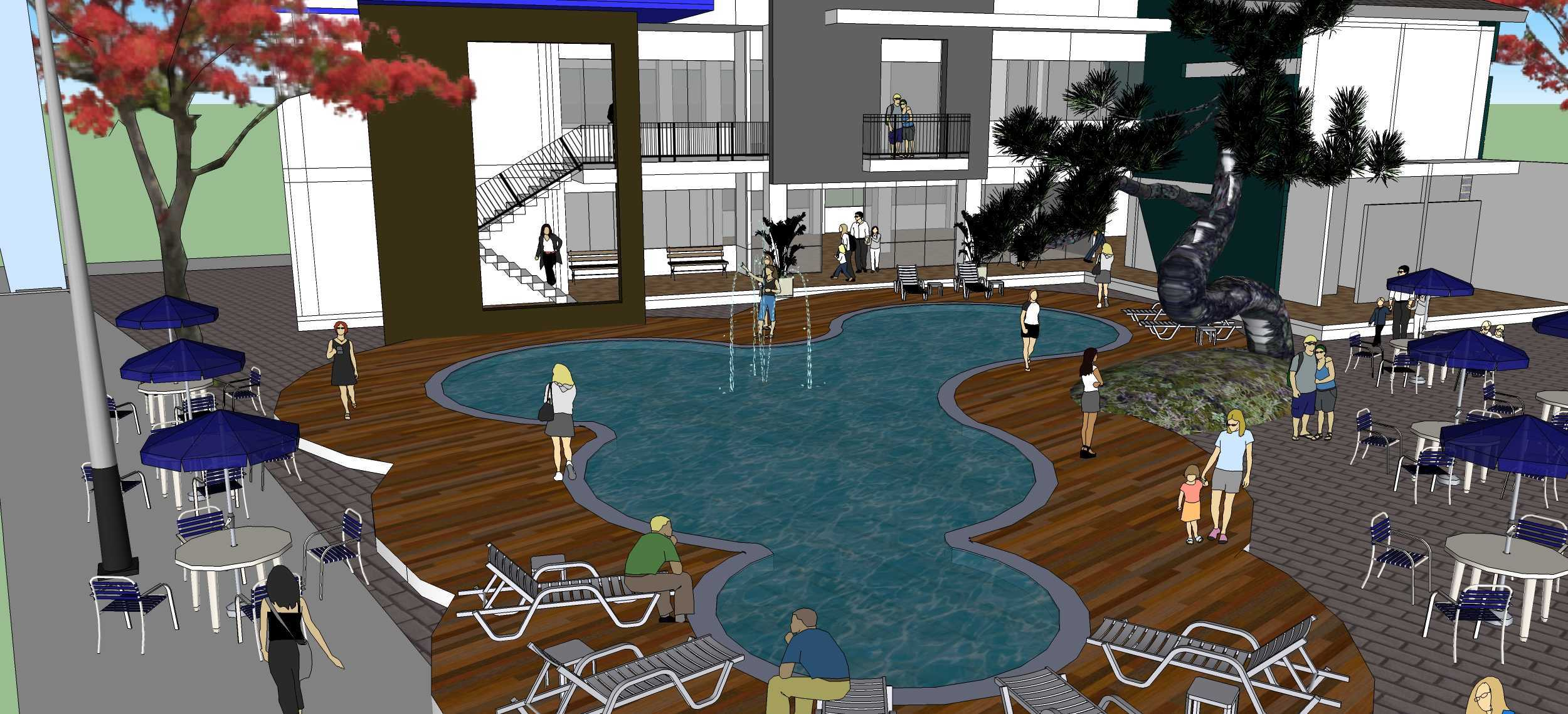 Wicaksono Pandyo Prasasto Hollywood Square Bogor, Jawa Barat Bogor, Jawa Barat Swimming Pool Area   27012
