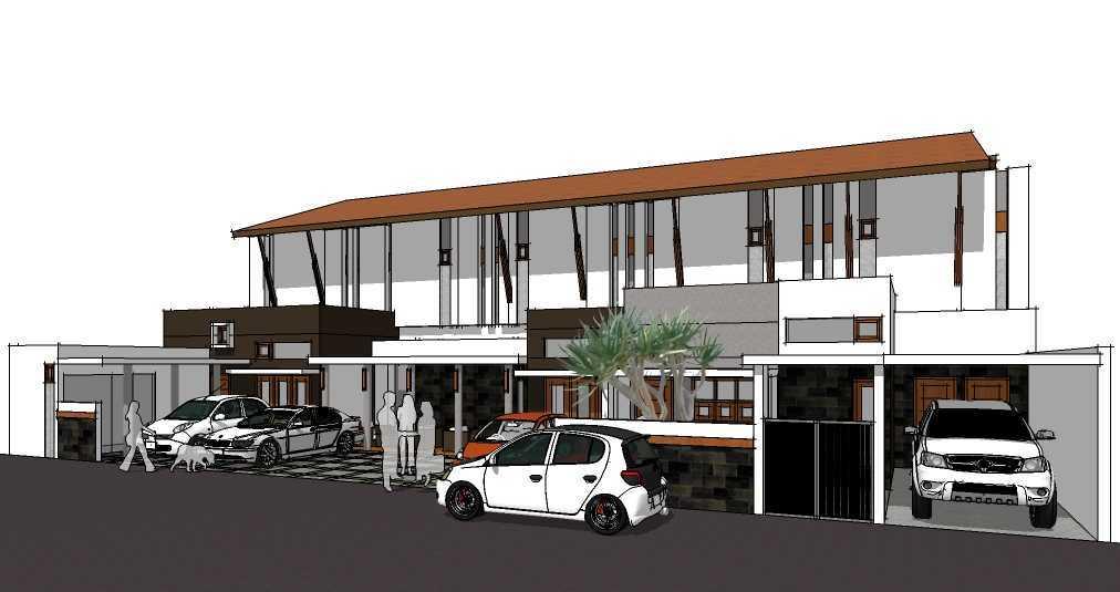 Duatitik Architecture Rumah Kos Kalpataru Malang, Malang City, East Java, Indonesia Malang, Jawa Timur 3   29993