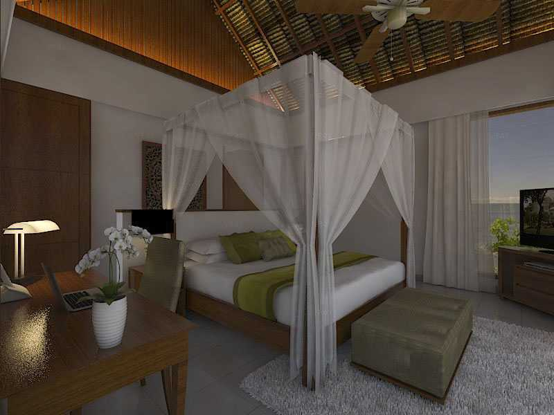 Bagus Sakabhaskara Wedding Villa Bali Bali 2Nd-Floor-Bedroom Tropis  21239