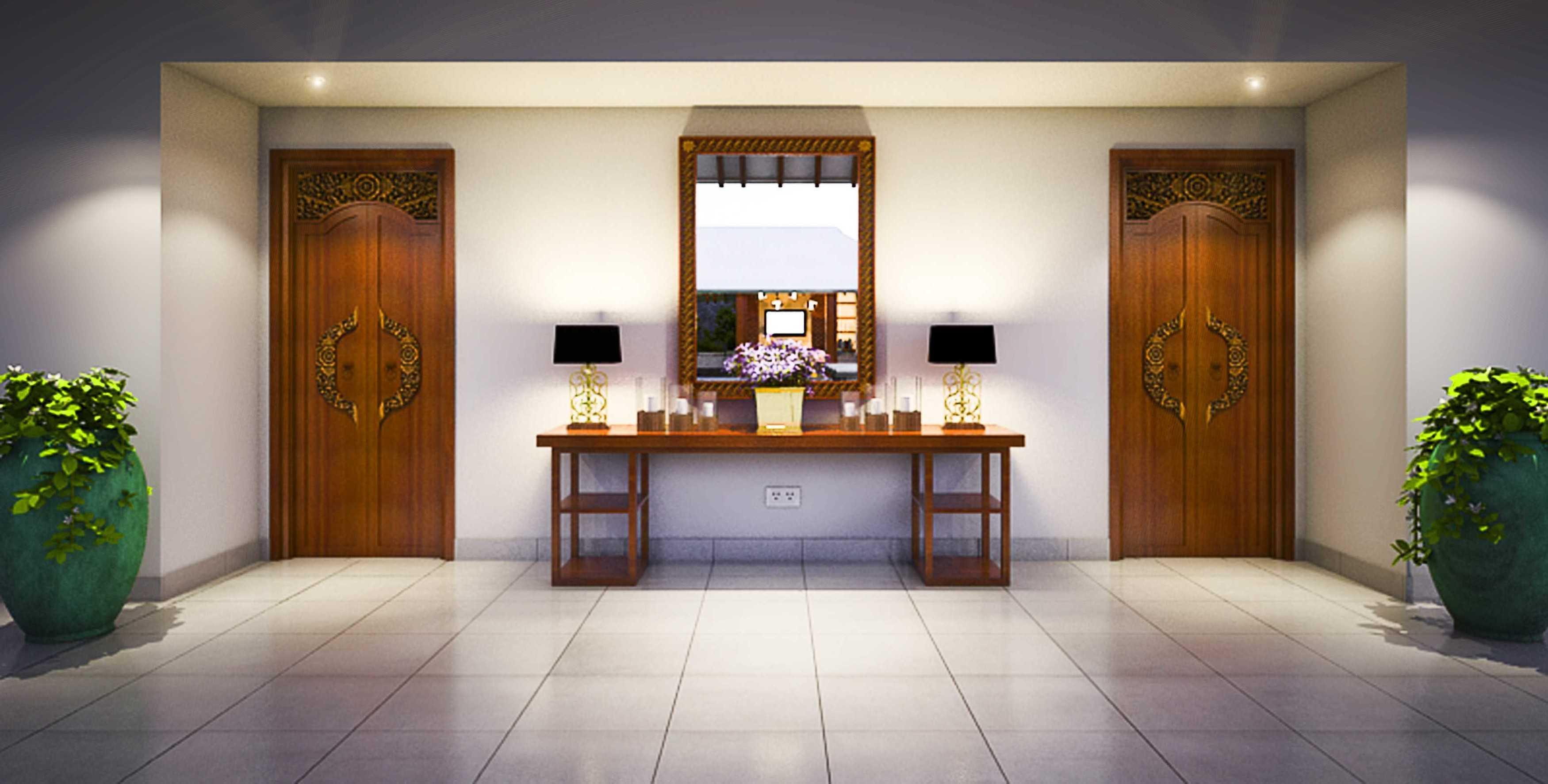 Bagus Sakabhaskara Wedding Villa Bali Bali Foyer Tropis  21244