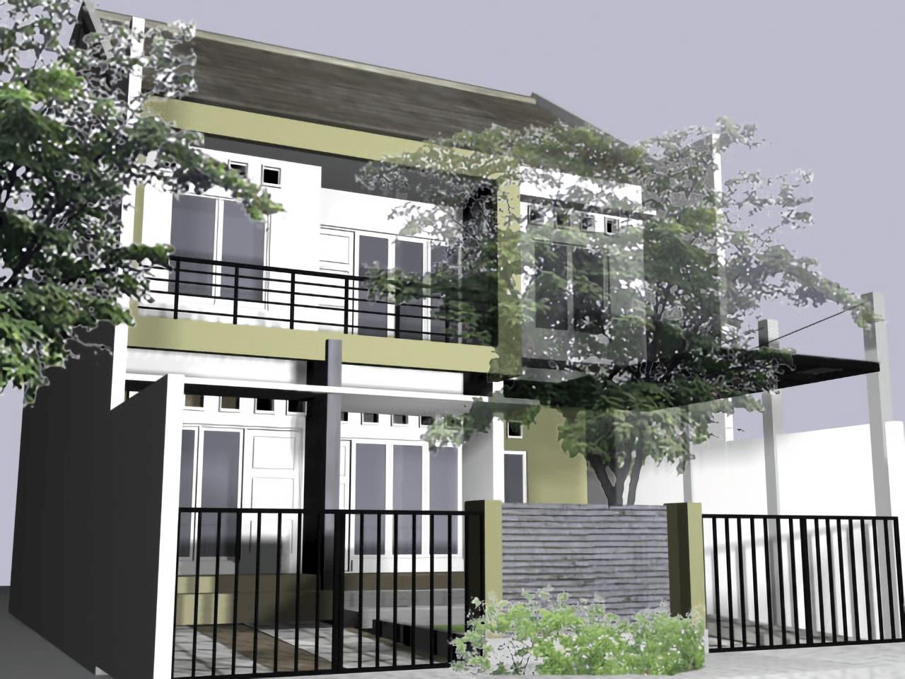Muhammad Adi Muntaza Min Max House Bogor Bogor Facade   21818