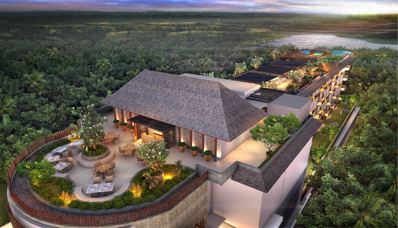 Revan Teggar The Nest Hotel Nusa Dua - Bali Nusa Dua - Bali Bird Eye View   20260