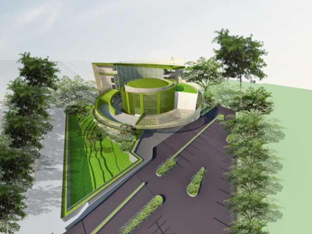 Angkasa Architects Bm School Pekanbaru Pekanbaru Scene-8 Kontemporer  20492
