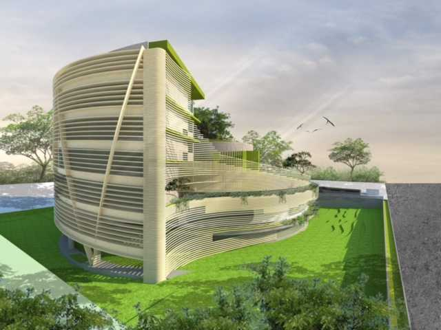 Angkasa Architects Bm School Pekanbaru Pekanbaru Scene-10 Kontemporer  20493