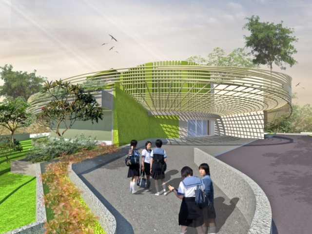 Angkasa Architects Bm School Pekanbaru Pekanbaru Scene-13 Kontemporer  20494
