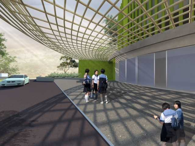 Angkasa Architects Bm School Pekanbaru Pekanbaru Scene-15 Kontemporer  20495